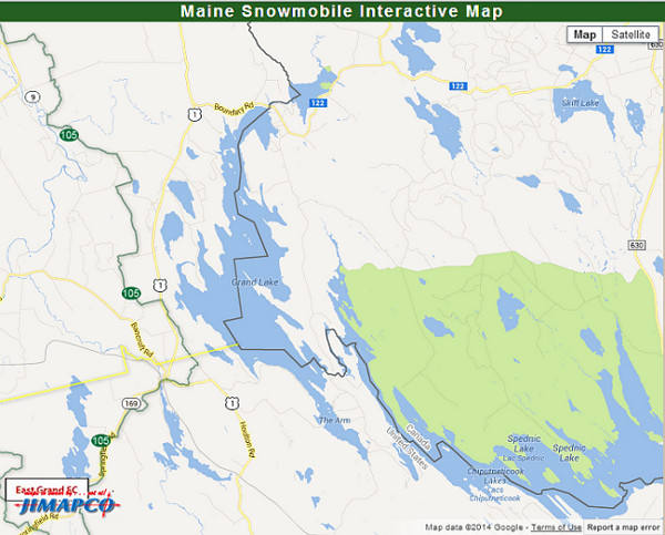 east-grand-lake-maine-interactive-snowmobile-trail-map